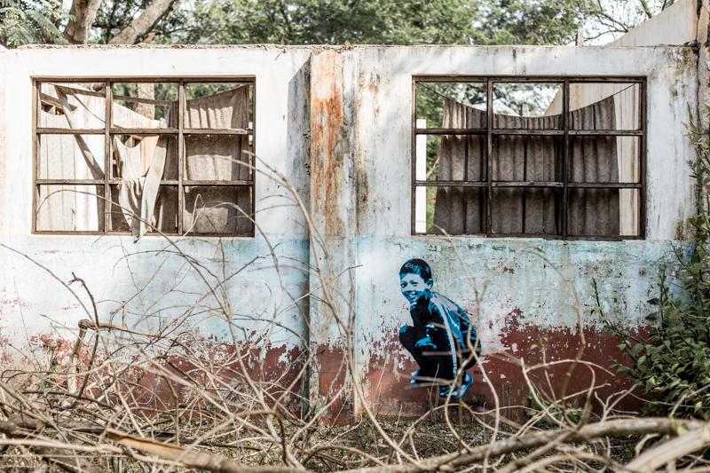 par Alias - Auroville © 2016, Jessica VALOISE