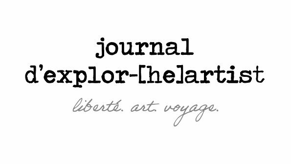 Jessica Alunaya | journal de bord