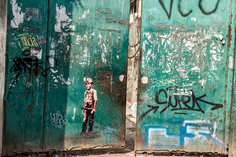 par Alias, Calcutta © 2016, Jessica VALOISE