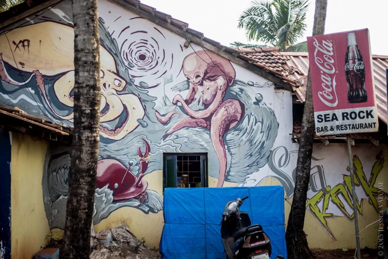 Anjuna, GOA © 2015, Jessica VALOISE